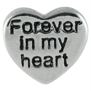 Picture of Forever Heart Charm